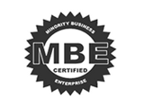 Minority Business Certified Enterprise - Logo