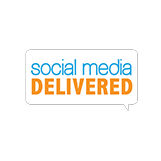 social media marketing agency Partner Social Media Delivered Logo