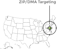 Programmatic ZIP code Targeting expert solutions