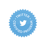 social media marketing agency Partner Twitter Logo