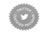Twitter Certification Program- Logo